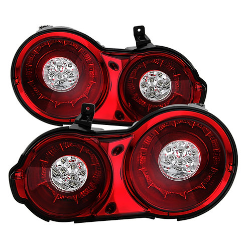 SPYDER  LED TAIL LIGHTS | 09-15 R35 GT-R