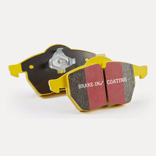 EBC YELLOWSTUFF HIGH FRICTION SPIRITED STREET PADS | 911 / BOXTER / CAYMAN