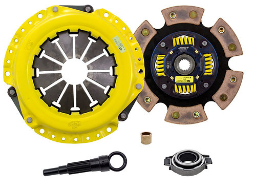ACT HD/RACE SPRUNG 6 PAD CLUTCH KIT | 1991-1994 SENTRA SE-R | SR20DE/T