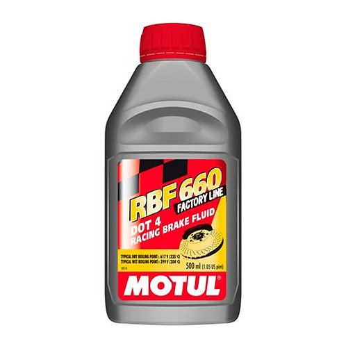 MOTUL RBF660 | RACING DOT 4