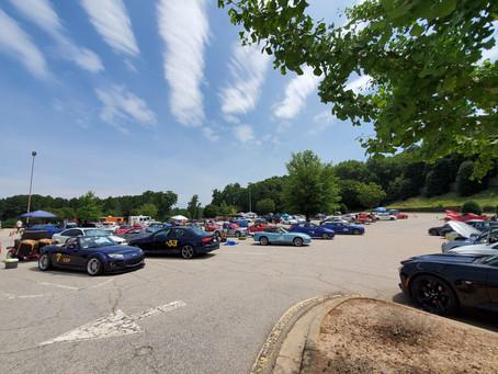 Tarheel Sports Car Club | Auto-X Event | Cary, NC