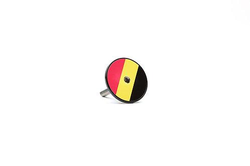 Belgium Flag Topcap