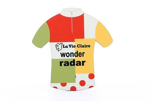 Coaster - La Vie Claire Radar Jersey Design