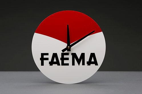 Faema Clock