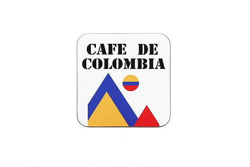 Coaster -Cafe De Colombia