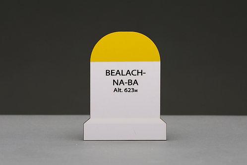 Coaster - Bealach-Na-Ba Bourne Stone