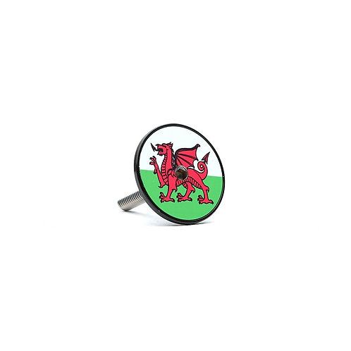 Welsh Dragon Topcap