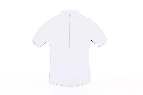Coaster - White Jersey Design