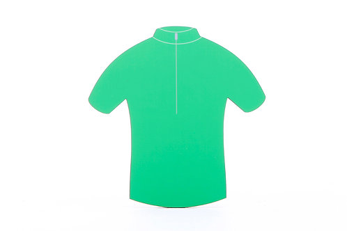 Coaster - Green Jersey Design