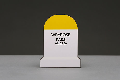 Coaster - Wryrose Pass Bourne Stone