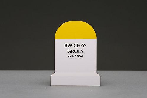 Coaster - Bwich-Y-Groes Bourne Stone