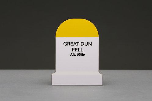Coaster - Great Dun Fell Bourne Stone