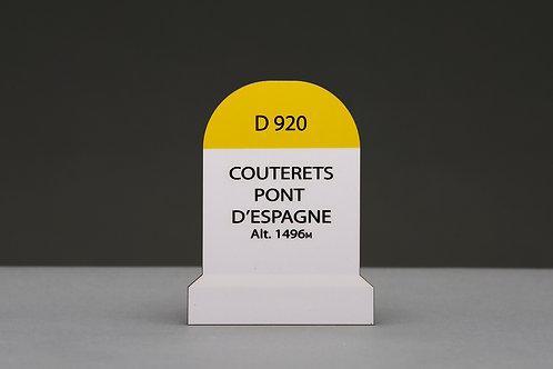 Coaster - Couterets Pont D'Espagne Bourne Stone