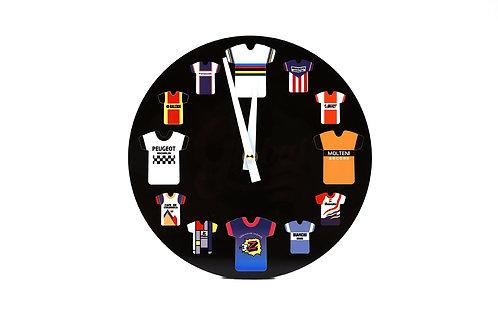 Team Jersey Clock