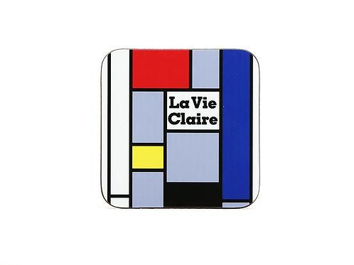 Coaster - La Vie Claire