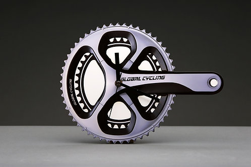 Chainset Wall Clock