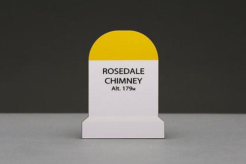 Coaster - Rosedale Chimney Bourne Stone