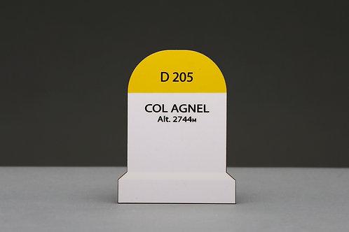Coaster - Col Agnel Bourne Stone