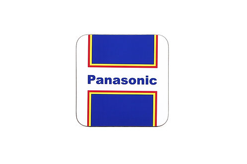 Coaster - Panasonic