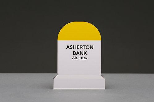 Coaster - Asherton Bank Bourne Stone