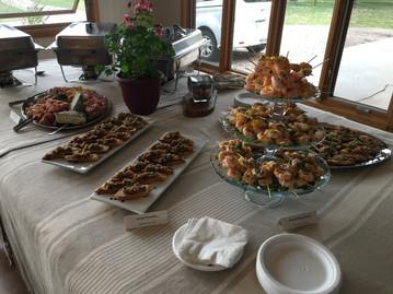 Retirement caterer