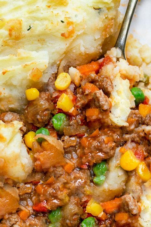 Shepards Pie Dinner | Serves 4 people