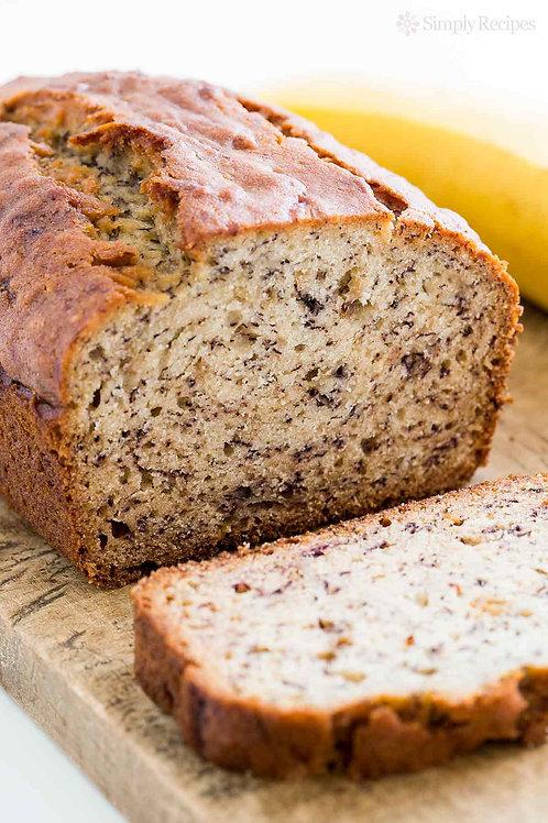 Loaf Banana Bread