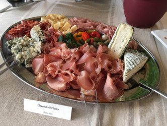 charcuterie and fromage