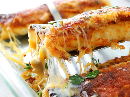 Enchilada Dinner | Serves 4 people