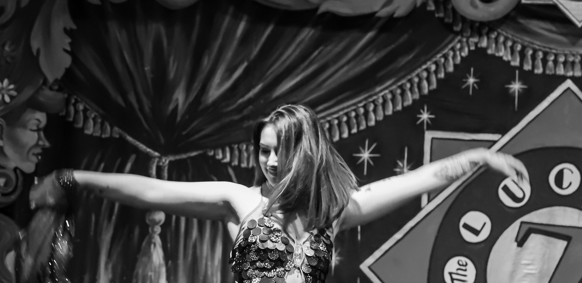Lucky 7 Club - Butterfly Boutique Show