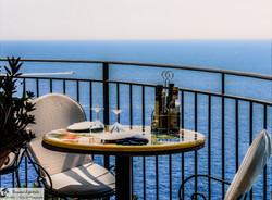 Italy Napoli Sorento Restaurant