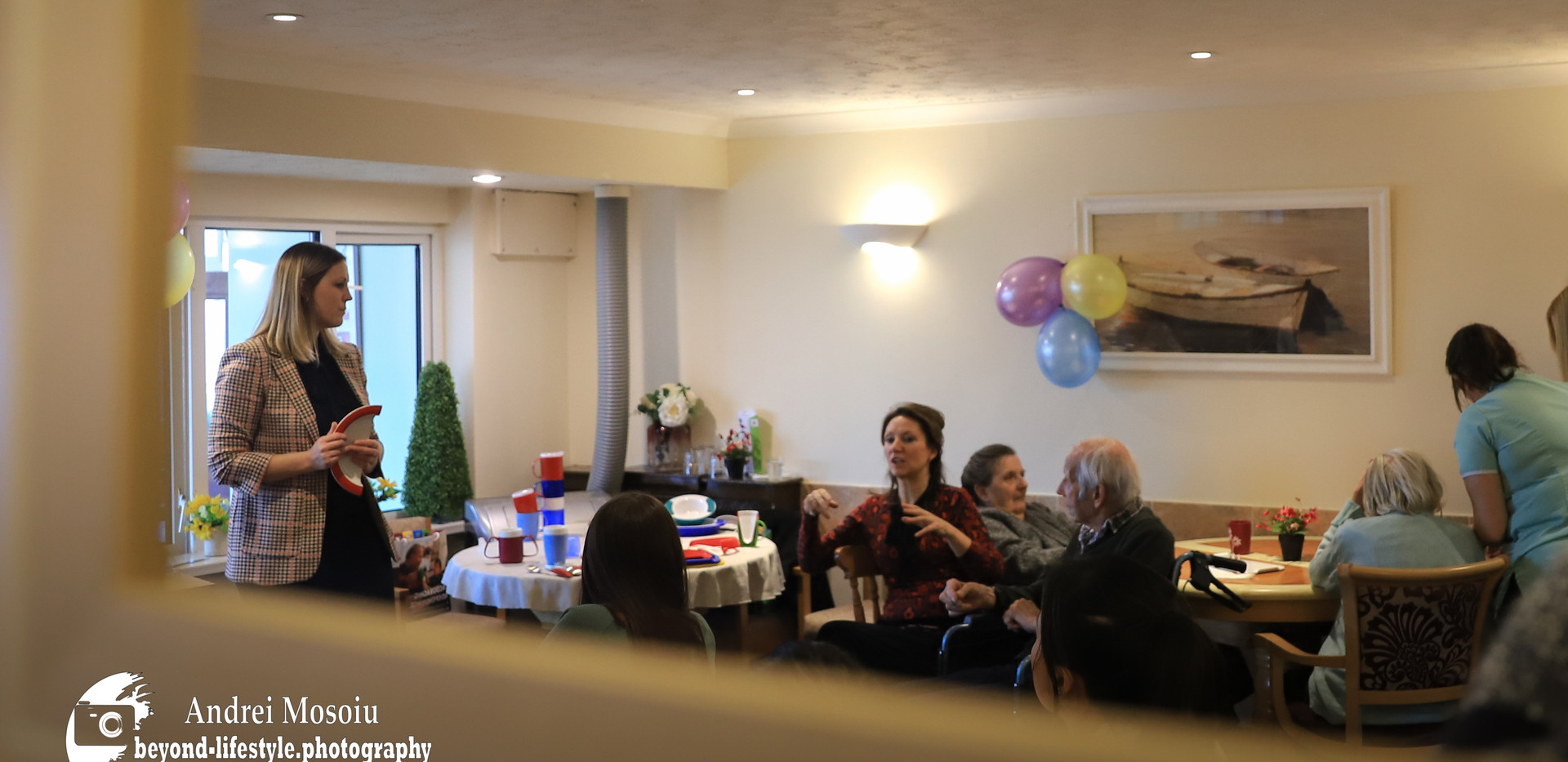 The Oasis Care Home