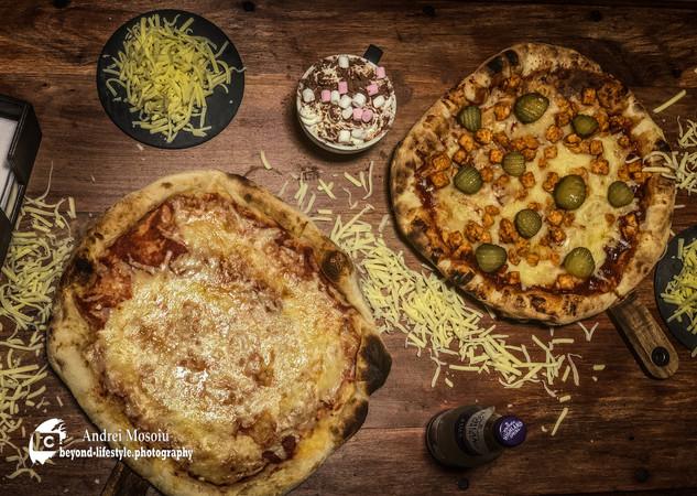 Roma Pizzeria & My Way Cafe