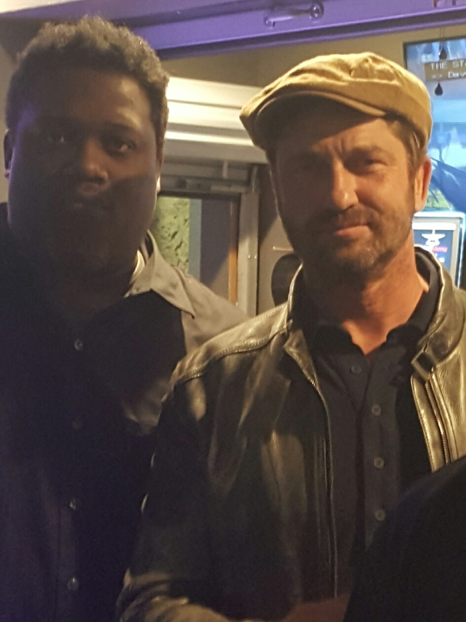 WITH GERARD BUTLER