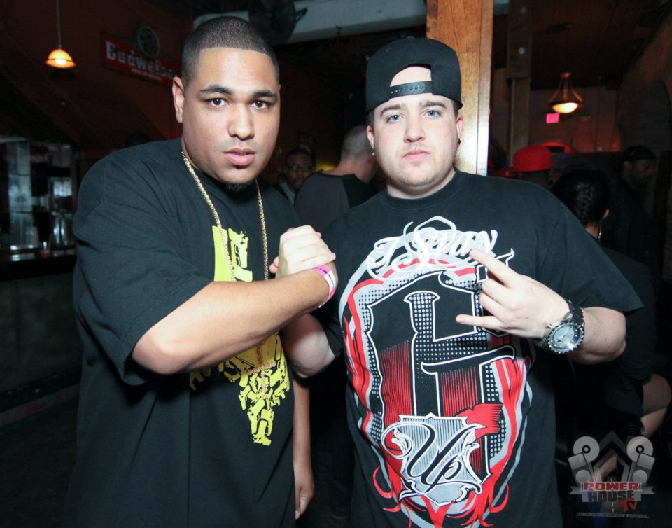 LIL JAY OF LOEGZ, AND DJ GRIP OF DNS