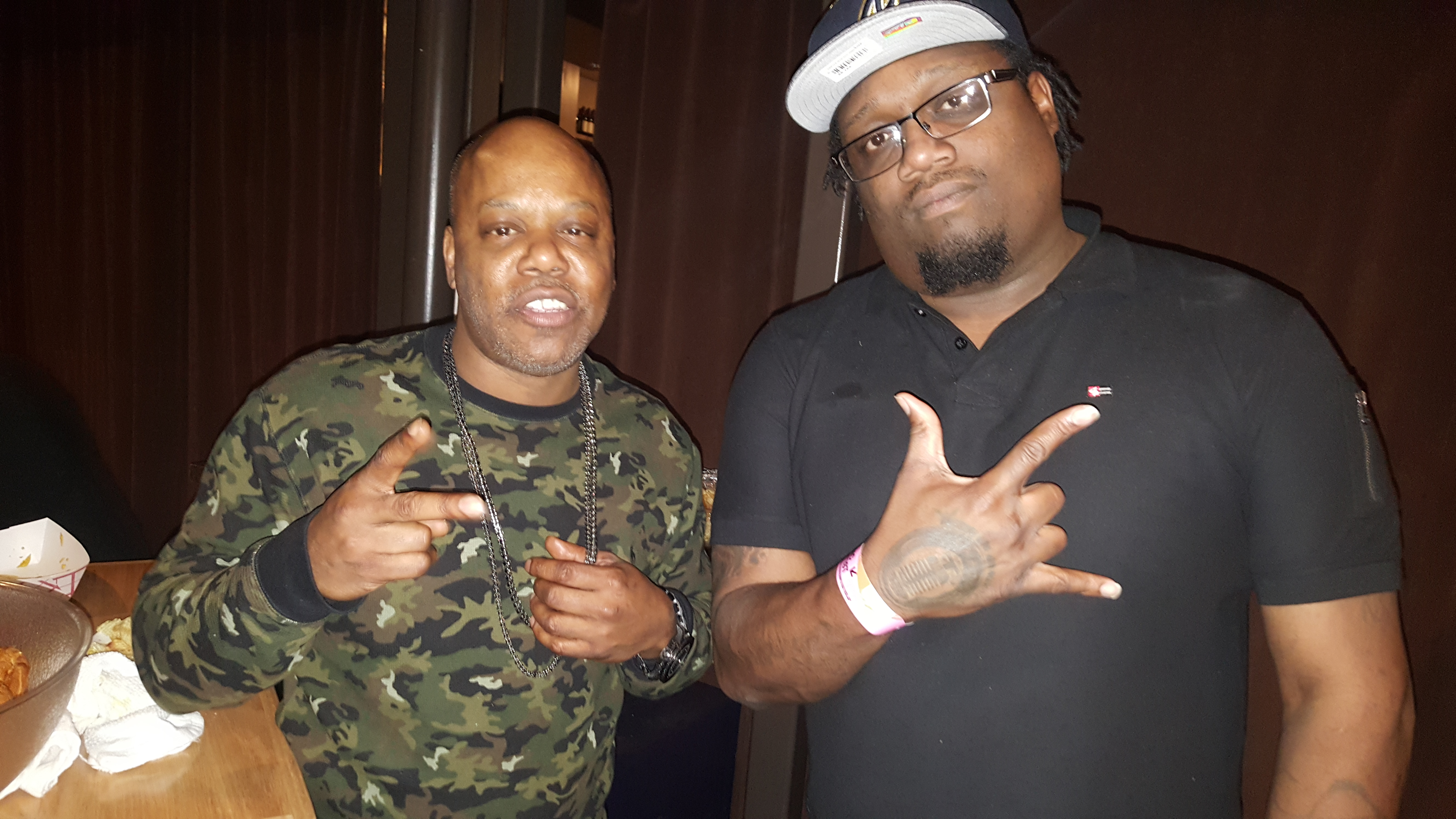 WITH TOO $HORT