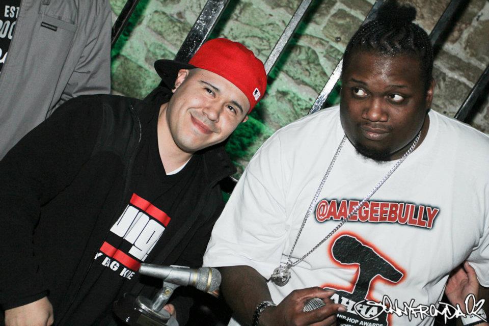 DJ LIL MONDO AND GEE BULLY