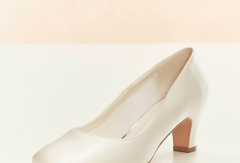 Chaussures Mariée Satin AVALIA - GRACE