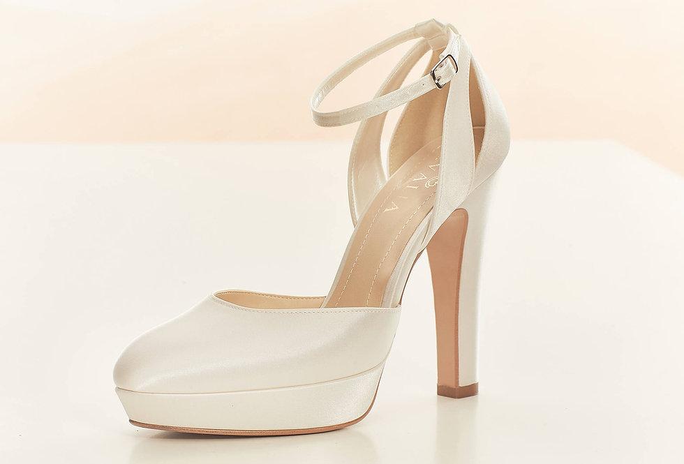 Chaussures Mariée Satin AVALIA - RUBI