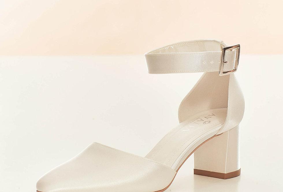 Chaussures Mariée Satin AVALIA - VERA