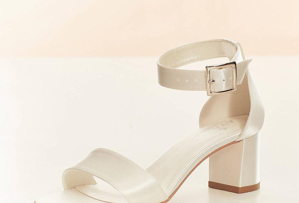 Chaussures Mariée Satin AVALIA - CARRIE
