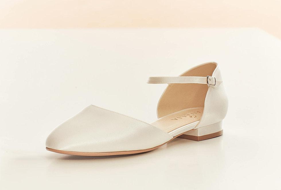 Chaussures Mariée Satin AVALIA - SISSI