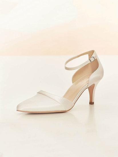 Chaussures Mariée Satin AVALIA - MIRA