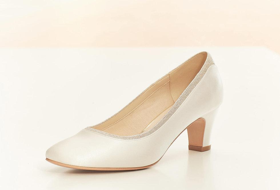 Chaussures Mariée Satin AVALIA - MANDY