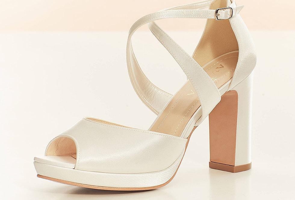 Chaussures Mariée Satin AVALIA - CINDY