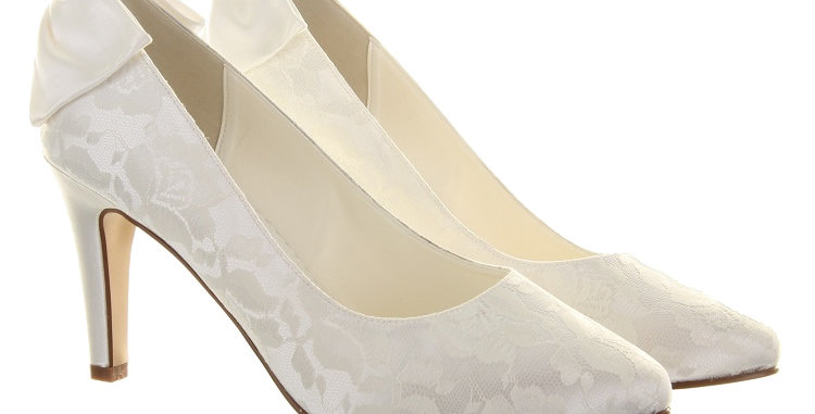 Chaussures Mariée Dentelle ELSE by RAINBOW Club - PORTO