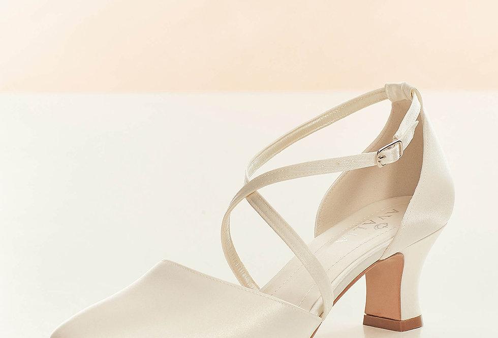 Chaussures Mariée Satin AVALIA - SALLY