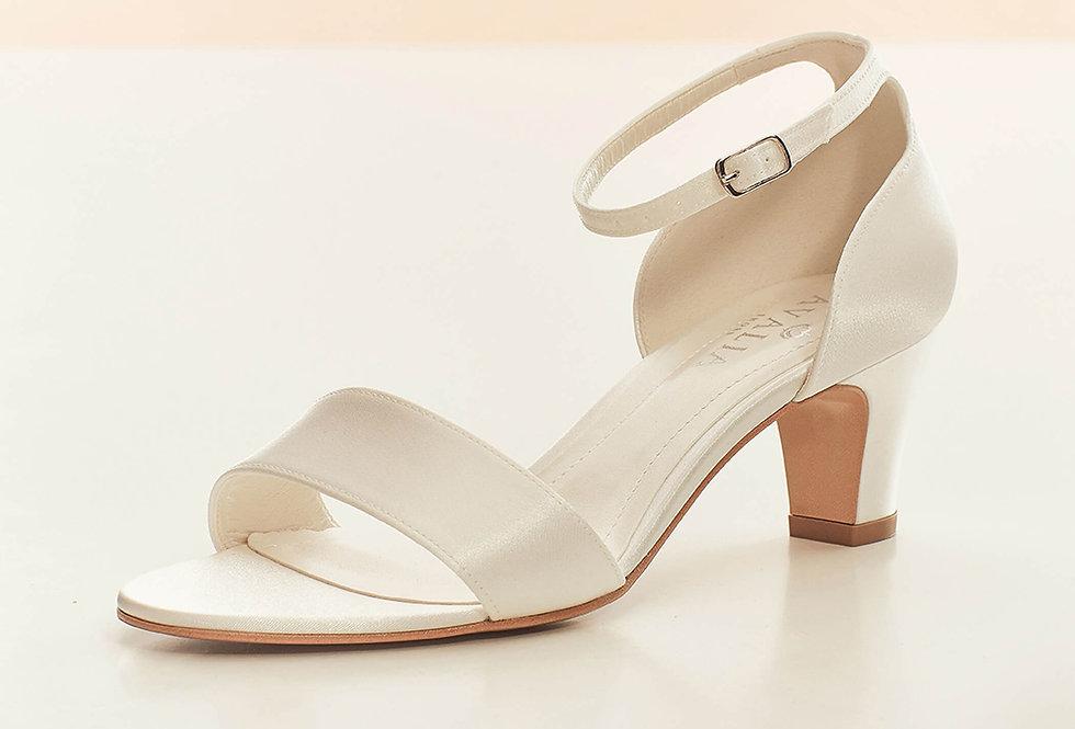Chaussures Mariée Satin AVALIA - CAPRI