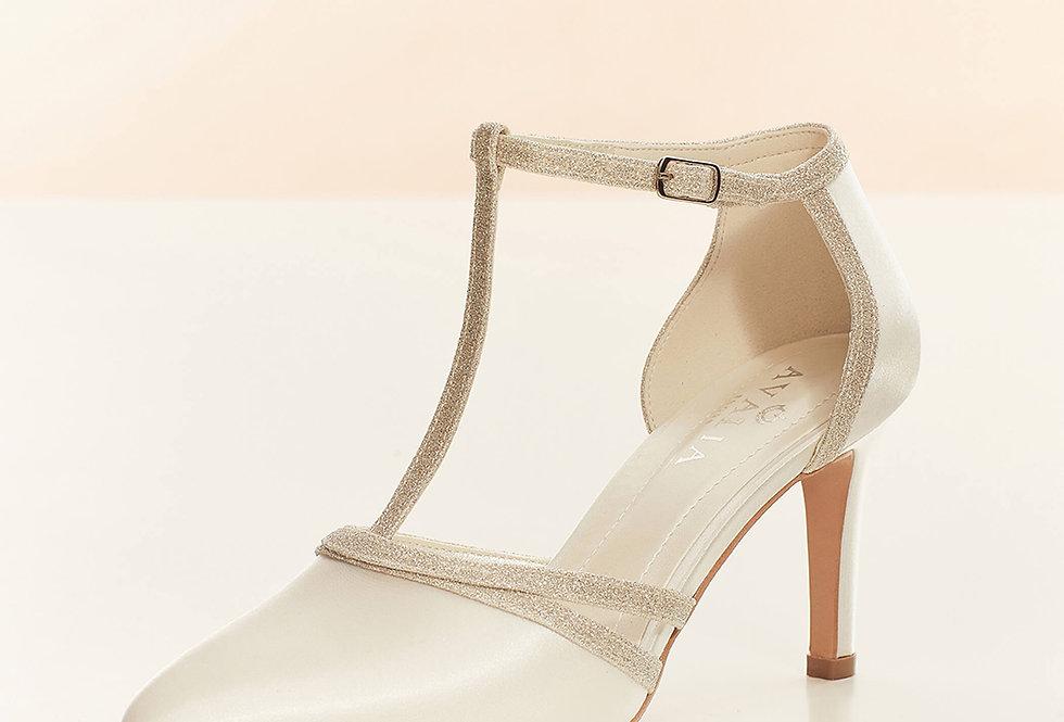 Chaussures Mariée Satin AVALIA - WILMA