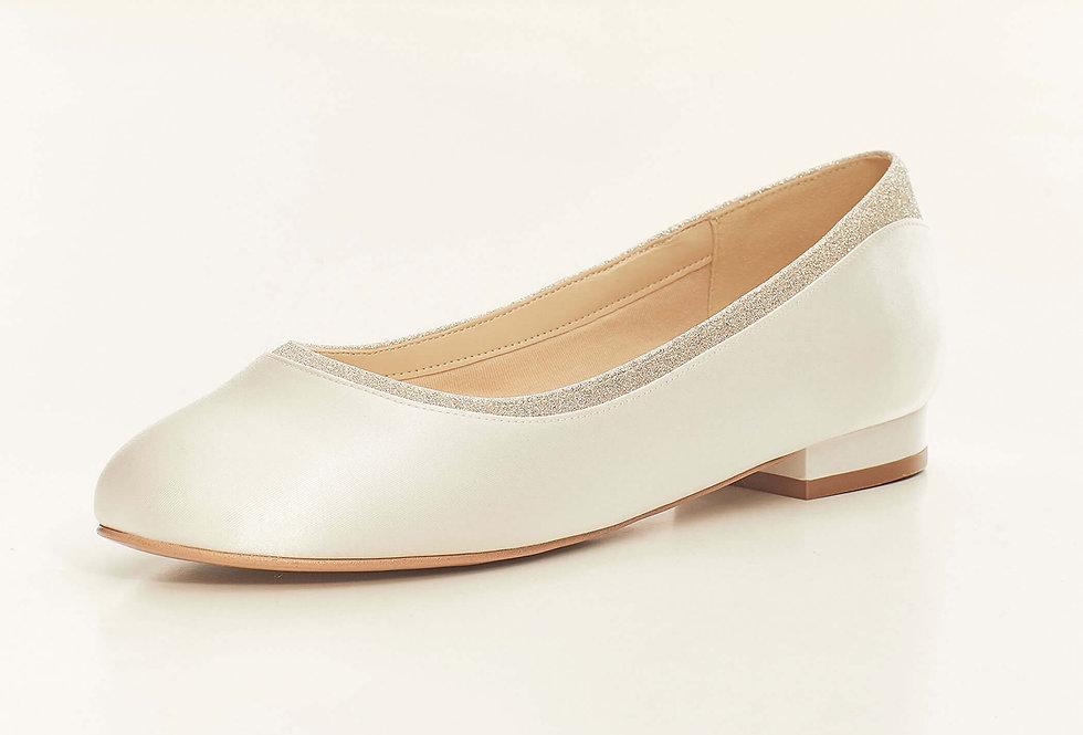 Chaussures Mariée Satin AVALIA - ROMY